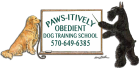 Paws-itively Obedient