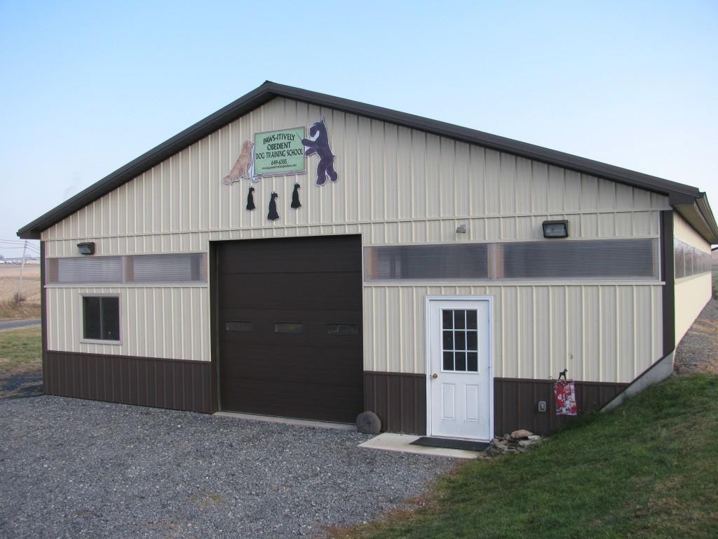 Mini Paws School Building